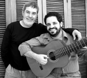 Marco Pereira e Rogério Caetano